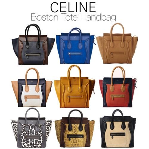Celine Bags Celebrities | clubfashionista2