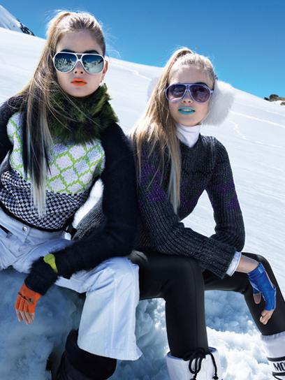 Glamorous Ski Wear Clubfashionista2