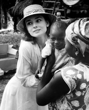 the life and humanitarian work of audrey hepburn Hepburn's philanthropic efforts and humanitarian work are representative of the  generosity she displayed throughout her life her legacy is.