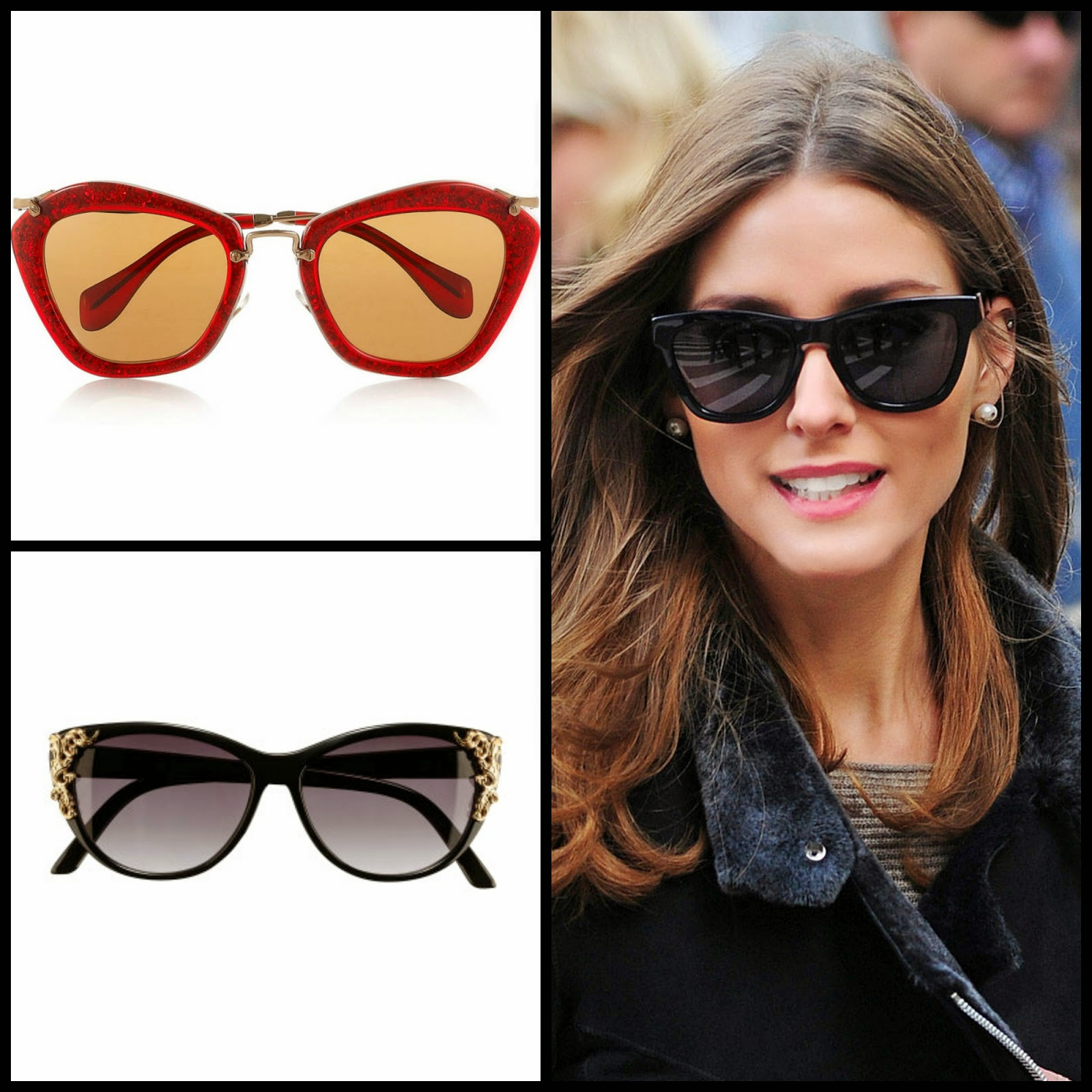 b54cb83f4269 C. Oval face: try cat-eye frames. Brands I recommend are Miu-Miu and H&M.  Olivia Palermo has an oval face shape, and she has been spotted wearing  cat-eye ...