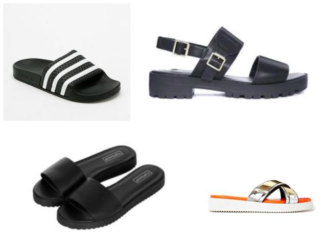 Urban Outfitters Adidas Originals Adilette Pool Slide Sandal- $30