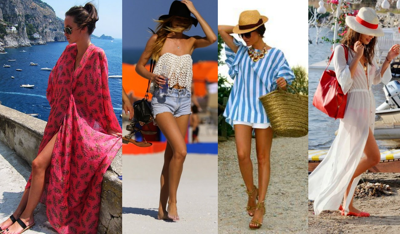 How to Create Your Perfect Beach Style: The Do's and Don ...