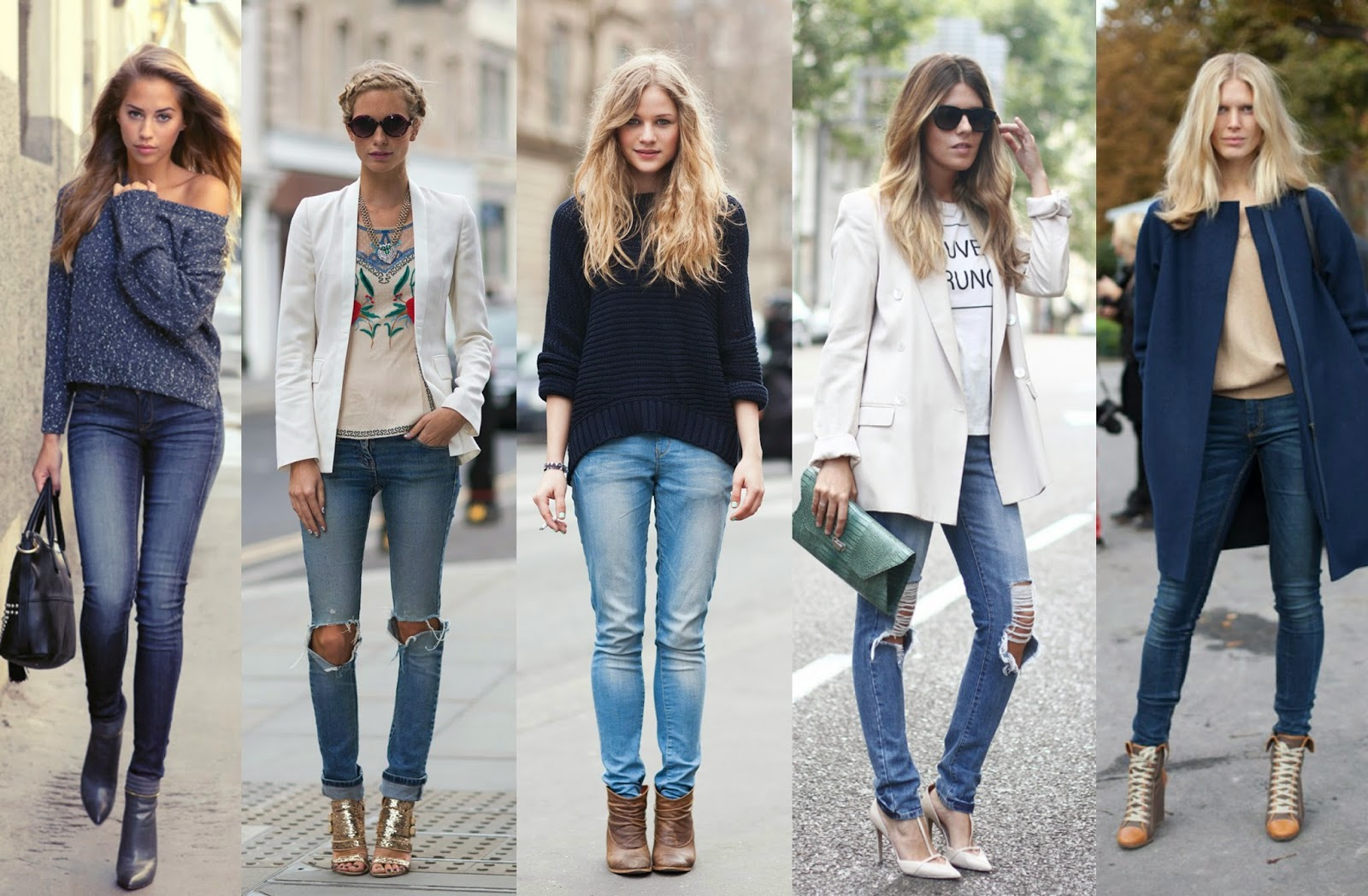 Perfect Skinny Jeans - Jeans Am