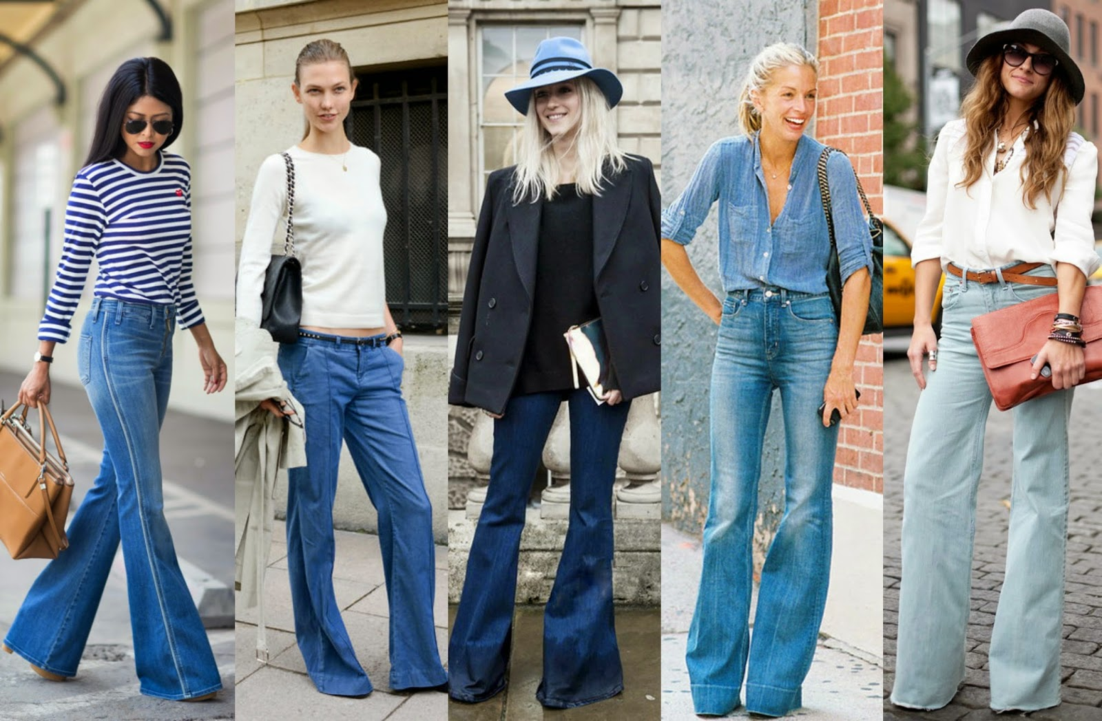 Choosing The Best Jeans For Your Shape | clubfashionista2